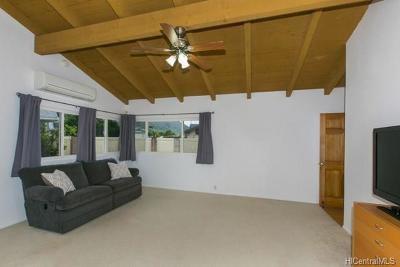 Single Family Home In Escrow Showing: 1001 Lunalilo Home Road