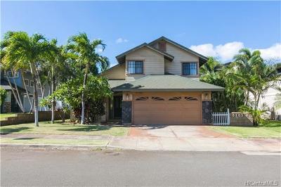 Kapolei Single Family Home For Sale: 91-1588 Wahane Street