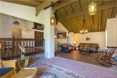 Single Family Home For Sale: 271-A N Kainalu Drive