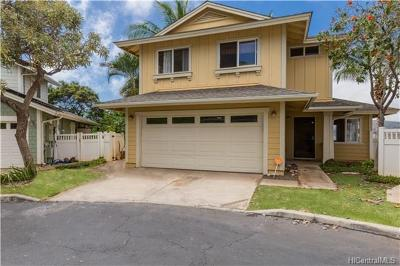 Waianae Single Family Home In Escrow Showing: 87-2241 Pakeke Street #84