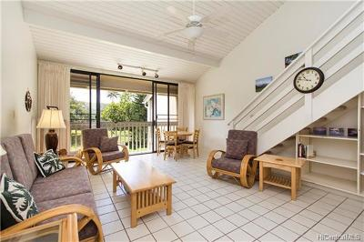 Kahuku Condo/Townhouse In Escrow Showing: 57-077 Eleku Kuilima Place #94