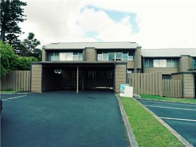 Mililani Condo/Townhouse For Sale: 94-553 Alapoai Street #160