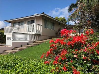 Hawaii County, Honolulu County Single Family Home For Sale: 1062 Hunakai Street