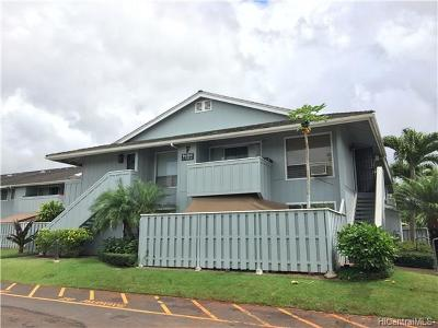 Waipahu Condo/Townhouse In Escrow Showing: 94-1047 Oli Place #F7