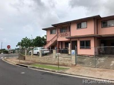 Waipahu Single Family Home For Sale: 94-418 Loaa Street