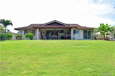 Single Family Home For Sale: 135 Kakahiaka Street