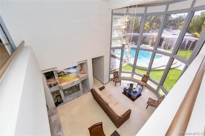 Hawaii County, Honolulu County Rental For Rent: 4640 Aukai Avenue