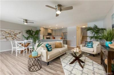 Kaneohe Condo/Townhouse In Escrow Showing: 46-040 Konane Place #3812