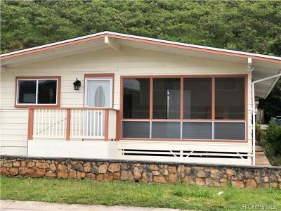 Aiea Single Family Home For Sale: 98-383 Ponohana Loop