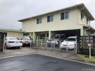 Single Family Home For Sale: 45-402 Kamalani Place