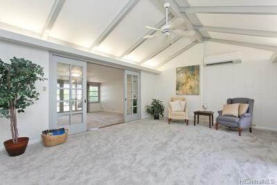 Hawaii County, Honolulu County Single Family Home For Sale: 955 Koae Street