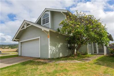 Single Family Home For Sale: 91-219 Wakamalii Place