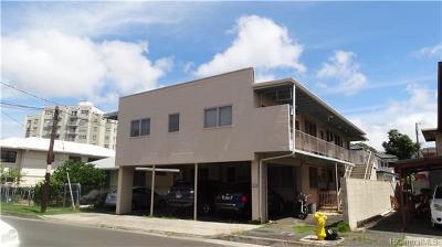 Honolulu Multi Family Home For Sale: 1712 Nanea Street