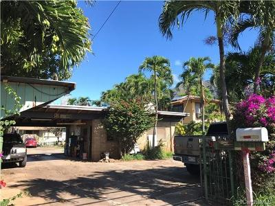 Waianae HI Multi Family Home For Sale: $939,000
