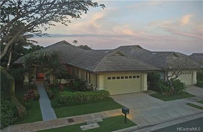 Single Family Home For Sale: 1077 Koko Kai Place