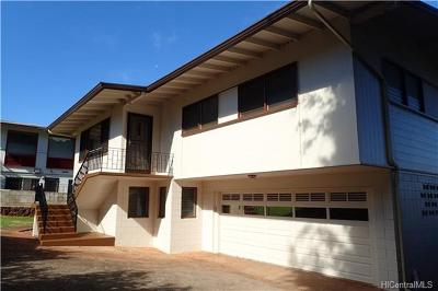 Single Family Home For Sale: 938 Koko Head Avenue