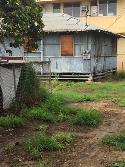 Waianae Single Family Home In Escrow Showing: 85-927 Mill Street