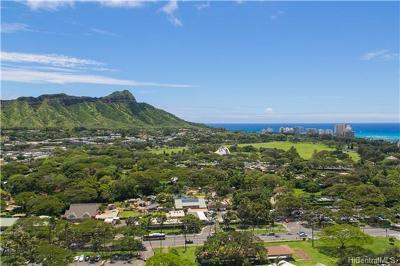 Hawaii County, Honolulu County Condo/Townhouse In Escrow Showing: 2600 Pualani Way #2703