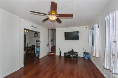 Waipahu Single Family Home For Sale: 94-1033 Paiwa Place