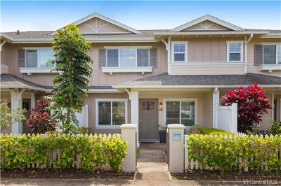 Single Family Home For Sale: 91-2037 Kaioli Street #3203