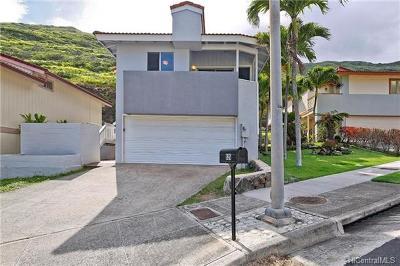 Single Family Home For Sale: 826 Kealahou Street