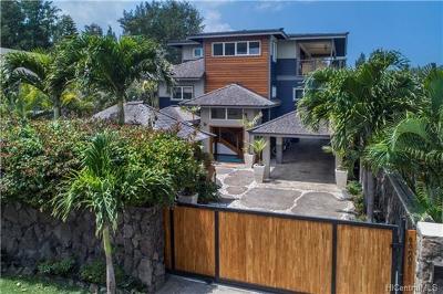 Single Family Home For Sale: 66-007 Alapii Street