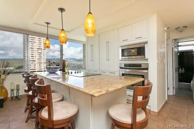 Pearl City Condo/Townhouse For Sale: 1060 Kamehameha Highway #2803A
