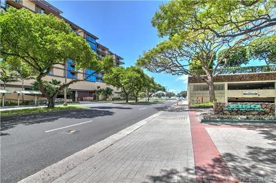 Hawaii County, Honolulu County Condo/Townhouse For Sale: 1350 Ala Moana Boulevard #1505
