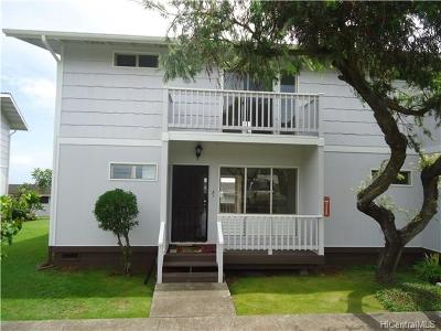 Aiea Condo/Townhouse In Escrow Showing: 98-907 A Iho Place #104