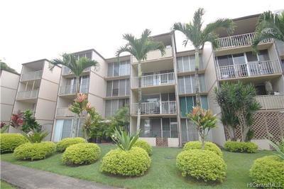 Mililani Condo/Townhouse For Sale: 95-055 Waikalani Drive #H104