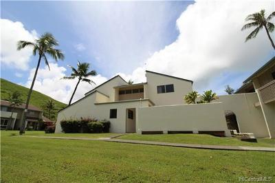 Kailua Condo/Townhouse In Escrow Showing: 3166 Molo Street #1806