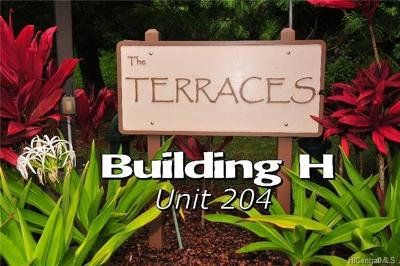 Mililani Condo/Townhouse For Sale: 95-968 Wikao Street #H204