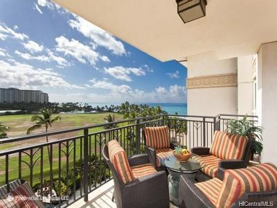 Condo/Townhouse In Escrow Showing: 92-102 Waialii Place #B-607