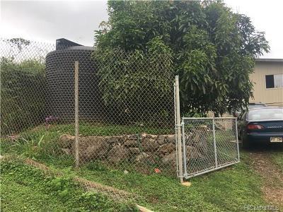 Honolulu County Residential Lots & Land For Sale: 94-1100 Kunia Road