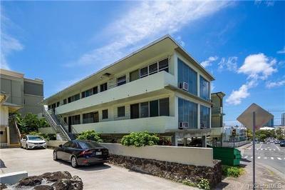 Honolulu Condo/Townhouse For Sale: 904 Lunalilo Street #8