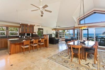 Single Family Home For Sale: 59-777 Kamehameha Highway