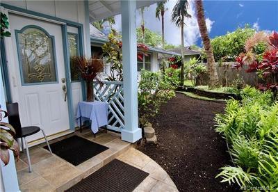 Single Family Home For Sale: 45-440 Koa Kahiko Street