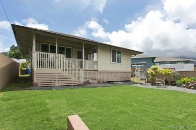 Single Family Home For Sale: 45-270d Puaae Road