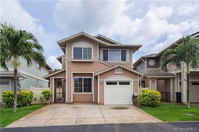 Ewa Beach Single Family Home For Sale: 91-2252 Kanela Street #T-64