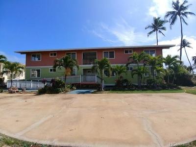Ewa Beach Single Family Home For Sale: 91-545 Fort Weaver Road