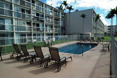 Waianae HI Condo/Townhouse For Sale: $125,000