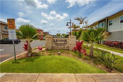 Honolulu County Condo/Townhouse For Sale: 458 Manawai Street #405