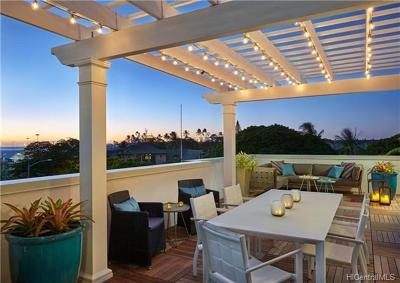 Honolulu County Condo/Townhouse For Sale: 601 Auahi Street #TH-9