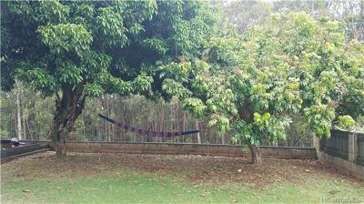 Mililani Single Family Home For Sale: 95-1077 Kopalani Street