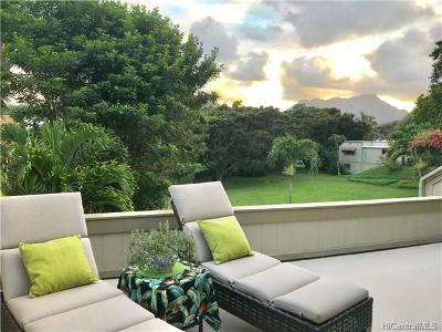 Kaneohe Condo/Townhouse In Escrow Showing: 44-304 Olina Street #8