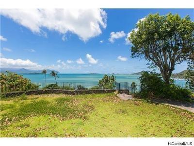 Single Family Home For Sale: 44-624 Kaneohe Bay Drive