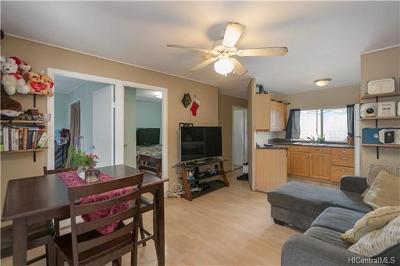 Honolulu Single Family Home For Sale: 1946 Pauoa Road #D