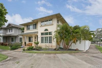 Ewa Beach Single Family Home For Sale: 91-1036 Kaikala Street