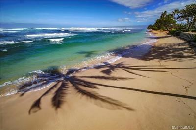 Waialua Single Family Home For Sale: 68-533 Crozier Drive
