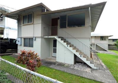 Single Family Home For Sale: 1615 Merkle Street